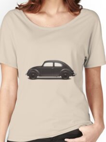 1938 KdF Wagen - Side Profile View Women's Relaxed Fit T-Shirt