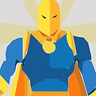 Dr. Fate by hispurplegloves