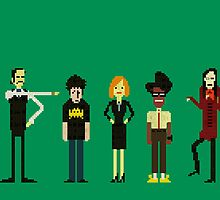 IT Crowd by edskimo8