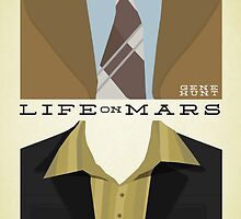 Life on Mars - Gene Hunt/Sam Tyler Wardrobe  by BenFraternale