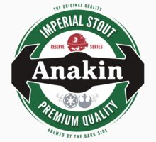 Anakin Imperial Stout Beer by hopper1982