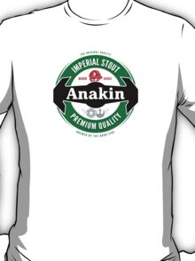 Anakin Imperial Stout Beer T-Shirt
