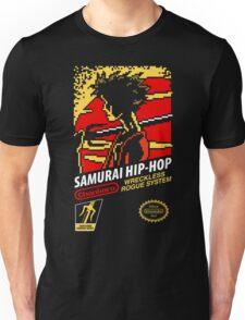 Samurai Hip-Hop Unisex T-Shirt