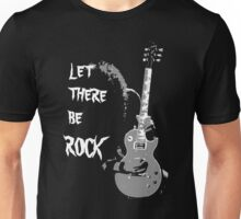 LET THERE BE ROCK T-SHIRT Unisex T-Shirt