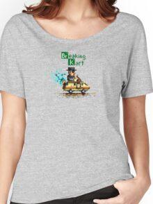 Breaking Kart Women's Relaxed Fit T-Shirt