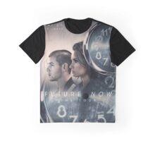 Future Now The Tour 2016 Demi Lovato Nick Jonas AM2 Graphic T-Shirt