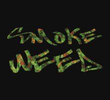 Smoke Weed (Weed Window) T-Shirt