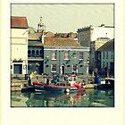 Weymouth harbour, Dorset, UK by buttonpresser