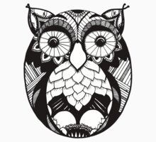 Owl by Monkeytotem