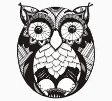 Owl by Monkeytotem