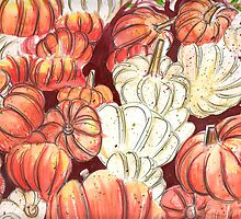 Pumpkins by Troglodyte