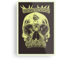 You know Carcosa? Metal Print