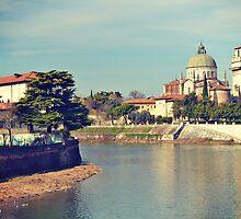 San Giorgio Vista, Verona by styles
