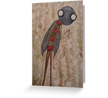 Insect Adult  Greeting Card