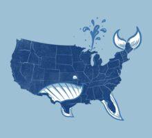 United Whale of America by AlbertoArni