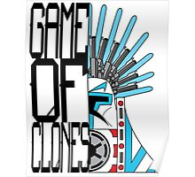 Game of Clones Poster