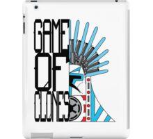 Game of Clones iPad Case/Skin