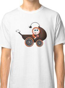 Cute Halloween Baby Carriage Classic T-Shirt
