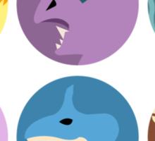 Twitch Plays Pokemon Sticker