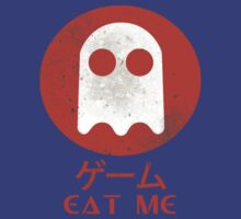 Otoboke Arcade Ghost Eat Me by Prophecyrob