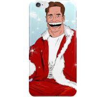 Arnold Christmas iPhone Case/Skin