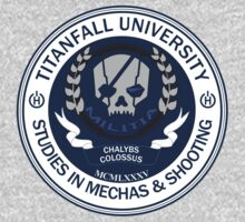 Titanfall University - Mech powered doctorates (Militia version) by Chronotaku