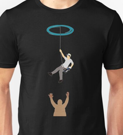 Glenn's Thinking with Portals Unisex T-Shirt