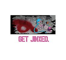 Get Jinxed! Photographic Print