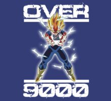 Vegeta - it's over 9000 by Cemre61