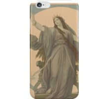 Mother Mary Goddess Art iPhone Case/Skin