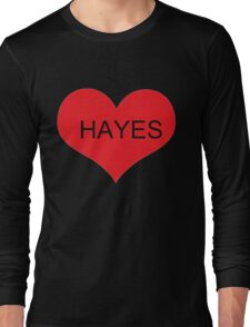 HAYES GRIER Long Sleeve T-Shirt