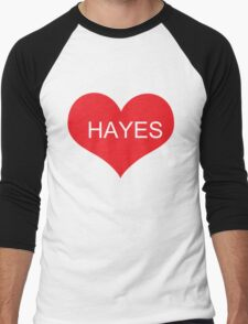 HAYES GRIER Men's Baseball ¾ T-Shirt