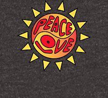 Peace & Love Sun Hoodie