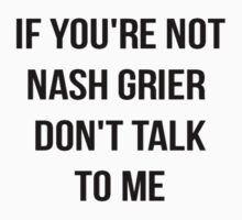 NASH GRIER by CharliesF