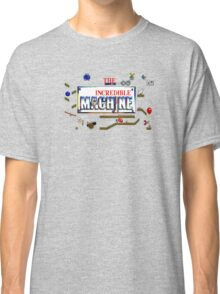 The Incredible Machine TIM Pixel Style - Retro DOS game fan shirt Classic T-Shirt