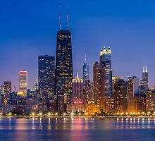 Chicago by Radek Hofman