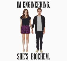 FitzSimmons - Agents Of Shield by hayrie
