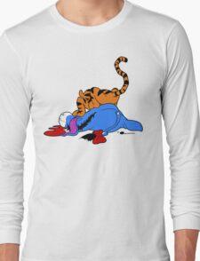 Tigg Attack Long Sleeve T-Shirt