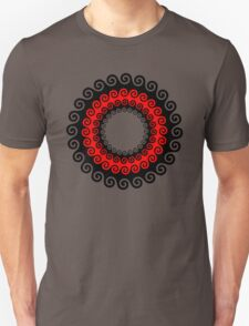 Wave Circles Unisex T-Shirt