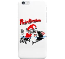 Pixie Kitchen Diving Pixie & Fish iPhone Case/Skin