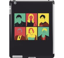 Buffy pop art ipad iPad Case/Skin