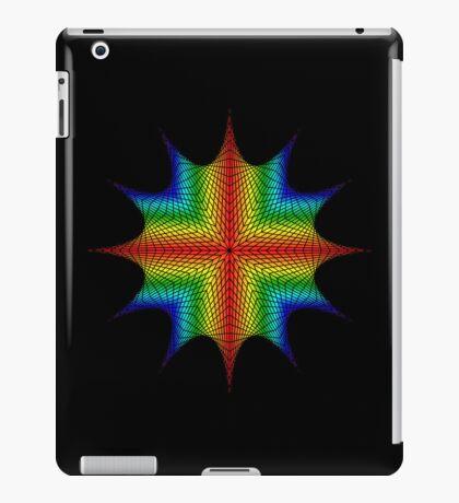 Spectral Web iPad Case/Skin