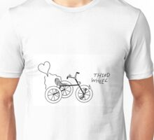 Third Wheel Unisex T-Shirt