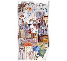 Dada Chart. Poster