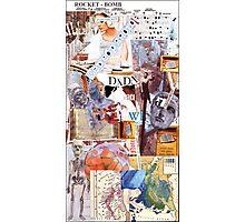 Dada Chart. Photographic Print