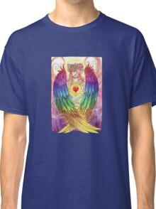 Colorful Angel Classic T-Shirt