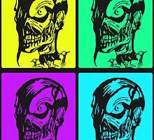 Misfits Pop Art by Jason westwood