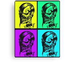 Misfits Pop Art Canvas Print