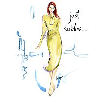 Just Sublime Photographic Print