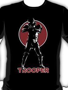 Tracy Trooper T-Shirt